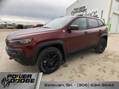 2020 Jeep Cherokee Trailhawk - Heated Seats SUV