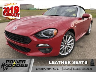 New 2019 FIAT 124 Spider Lusso Convertible - Leather Seats Convertible 19240 in Estevan, SK
