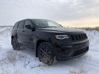 New 2019 Jeep Grand Cherokee High Altitude - Leather Seats SUV 19131 in Estevan, SK
