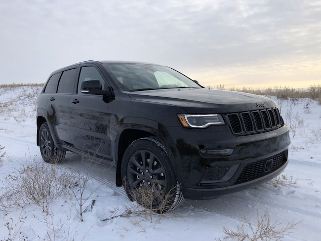 New 2019 Jeep Grand Cherokee Overland - Leather Seats SUV in Estevan, SK