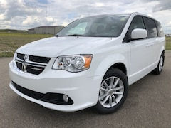 2019 Dodge Grand Caravan SE Plus - Navigation Van