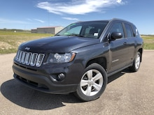 2014 Jeep Compass North VUS 1C4NJDAB1ED565772 in Estevan, SK