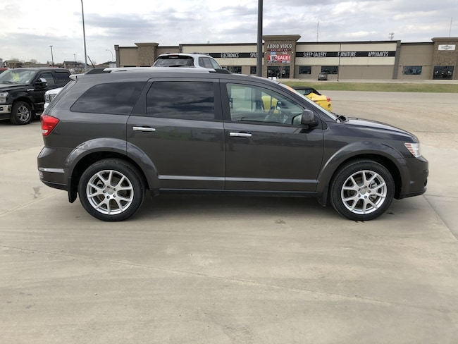 Used 2017 Dodge Journey GT - Leather Seats -  Bluetooth SUV for sale in Estevan, SK
