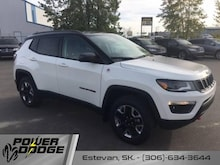 2018 Jeep Compass Trailhawk - Navigation - Advanced Safety SUV 3C4NJDDB7JT112238 in Estevan, SK
