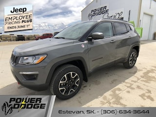 New 2020 Jeep Compass Trailhawk - Leather Seats - Power Liftgate SUV in Estevan, SK