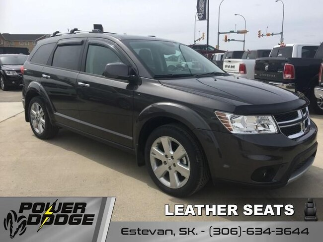 Used 2017 Dodge Journey GT - Leather Seats SUV for sale in Estevan, SK