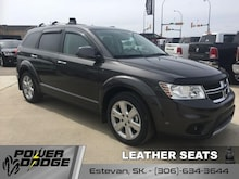 2017 Dodge Journey GT - Leather Seats SUV 3C4PDDFG3HT615252 in Estevan, SK