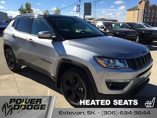 New 2019 Jeep Compass Altitude - Power Liftgate - Heated Seats SUV 19065 in Estevan, SK