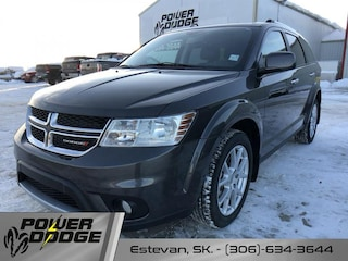 Used 2017 Dodge Journey GT - Leather Seats -  Bluetooth SUV 19157A for Sale in Estevan, SK