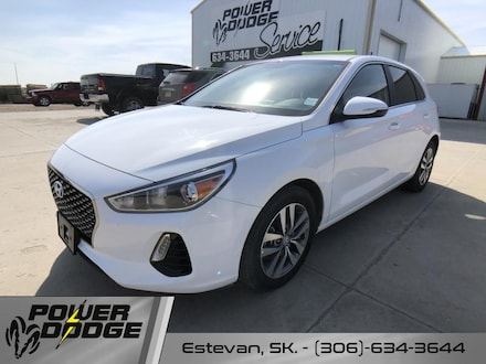 New 2019 Hyundai Elantra GT Preferred AT - Android Auto Hatchback for sale in Estevan, SK