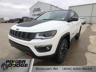 New 2021 Jeep Compass Trailhawk Elite - Leather Seats SUV in Estevan, SK