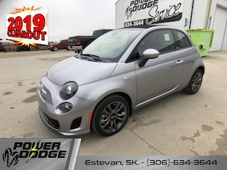 New 2019 FIAT 500 Pop Cabrio - Navigation Convertible 19159 in Estevan, SK