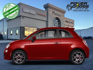 Used 2012 FIAT 500 Lounge - Aluminum Wheels -  Fog Lamps Hatchback 20153A for Sale in Estevan, SK