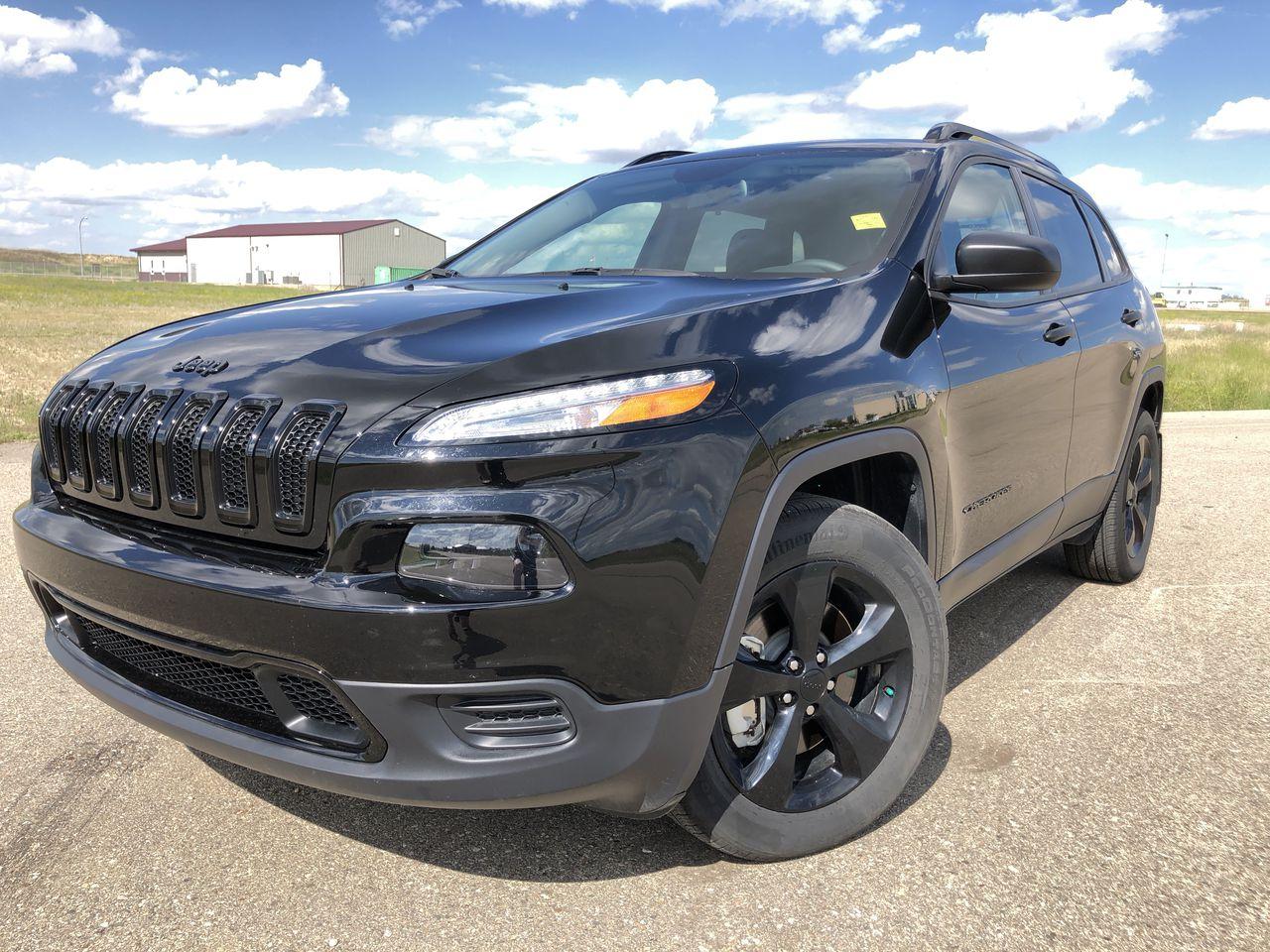 2018 Jeep Cherokee Sport - Heated Seats - Siriusxm SUV