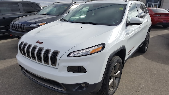 2017 Jeep Cherokee 75th Anniversary Edition - $270.26 B/W SUV