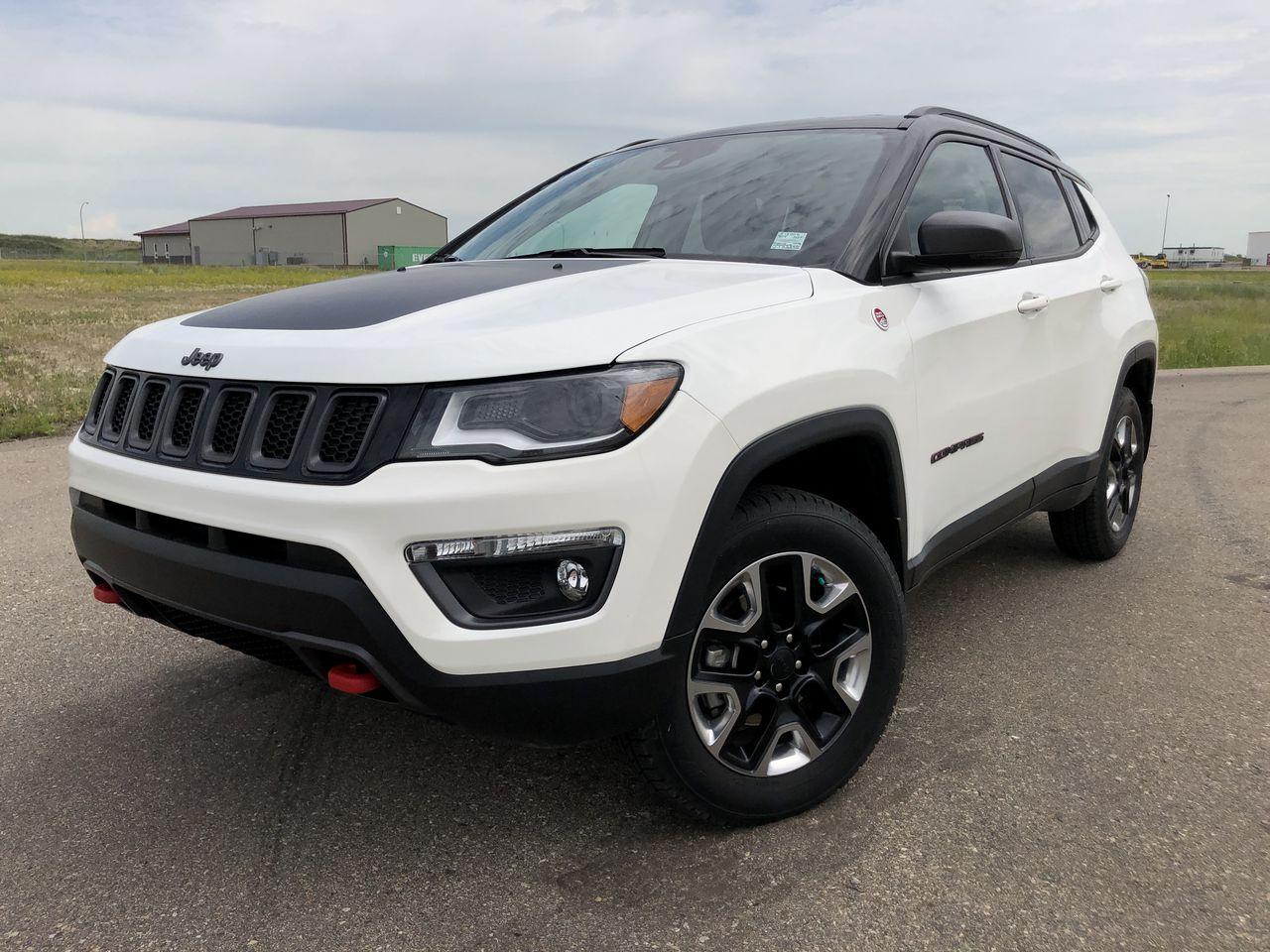 2018 Jeep Compass Trailhawk - Navigation - Advanced Safety VUS