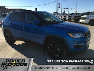 New 2019 Jeep Compass Altitude - Power Liftgate - Heated Seats SUV 19063 in Estevan, SK