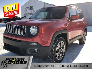 Used 2015 Jeep Renegade North - Bluetooth -  Siriusxm SUV 19191A for Sale in Estevan, SK