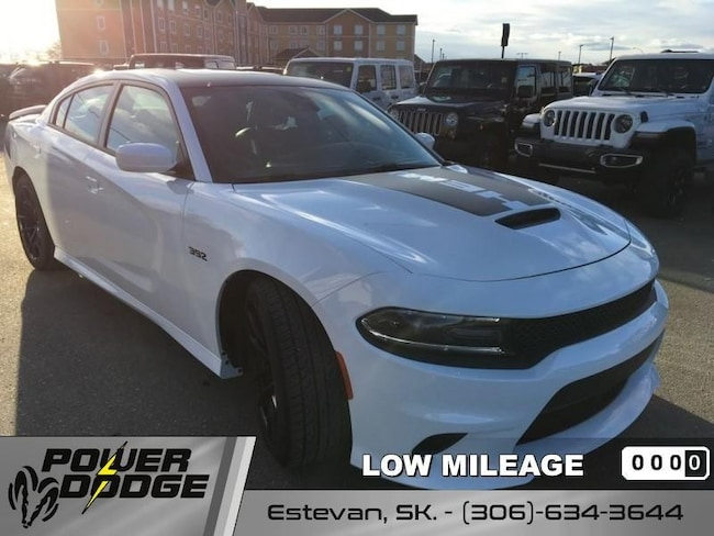 Used 2018 Dodge Charger R/T - Sunroof - Low Mileage Sedan for sale in Estevan, SK