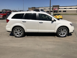 Used 2014 Dodge Journey R/T - Leather Seats -  Bluetooth SUV S18043A for Sale in Estevan, SK