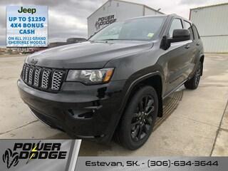 New 2021 Jeep Grand Cherokee Altitude SUV in Estevan, SK