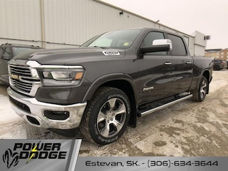 New 2019 Ram All-New 1500 Laramie - Leather Seats -  Cooled Seats Truck Crew Cab 19344 in Estevan, SK
