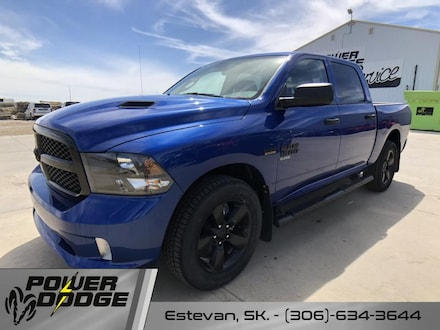 New 2019 Ram 1500 Classic Night Edition - Hemi V8 Crew Cab for sale in Estevan, SK