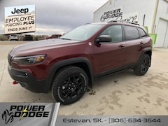 2020 Jeep Cherokee Trailhawk - Heated Seats SUV
