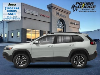 New 2021 Jeep Cherokee Trailhawk Elite - Sunroof SUV in Estevan, SK