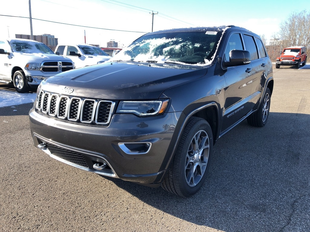 2018 Jeep Grand Cherokee Sterling Edition VUS