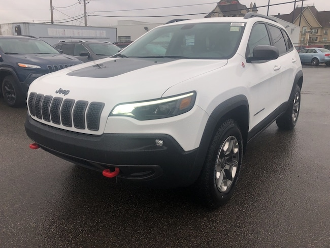 2019 Jeep New Cherokee Trailhawk VUS