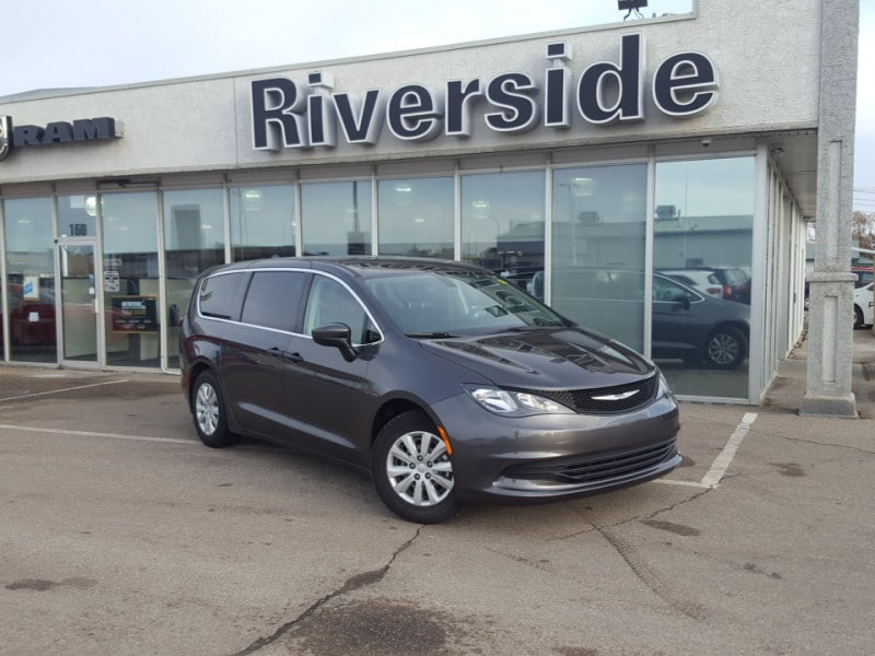Featured used  2018 Chrysler Pacifica L - Bluetooth -  Power Windows - $178 B/W Van for sale in Prince Albert, SK