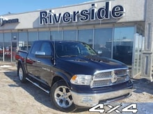 2012 Ram 1500 Laramie - Navigation -  Leather Seats - $227.95 B/ Crew Cab