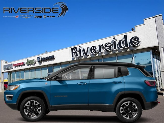 2020 Jeep Compass Trailhawk - Leather Seats - Heated Seats - $225 B/ SUV