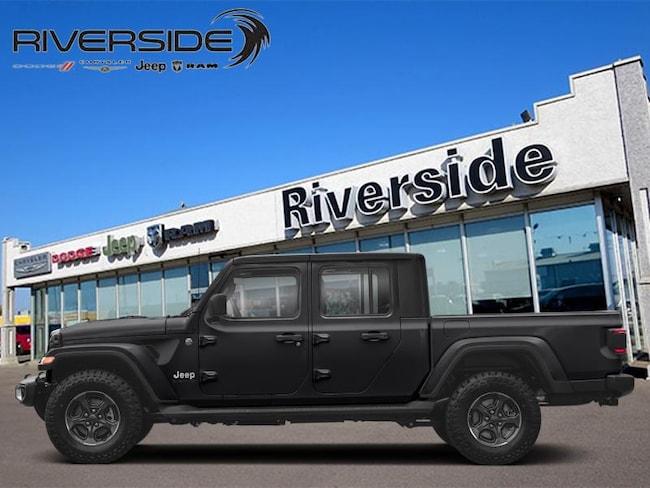 2020 Jeep Gladiator Overland - Leather Seats - $368 B/W Regular Cab