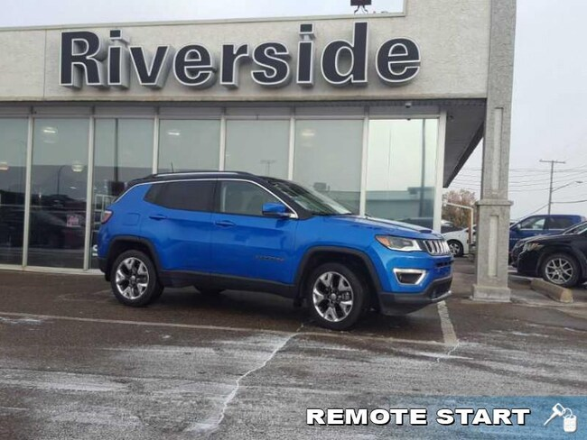 2018 Jeep Compass Limited - Leather Seats -  Bluetooth - $209 B/W SUV