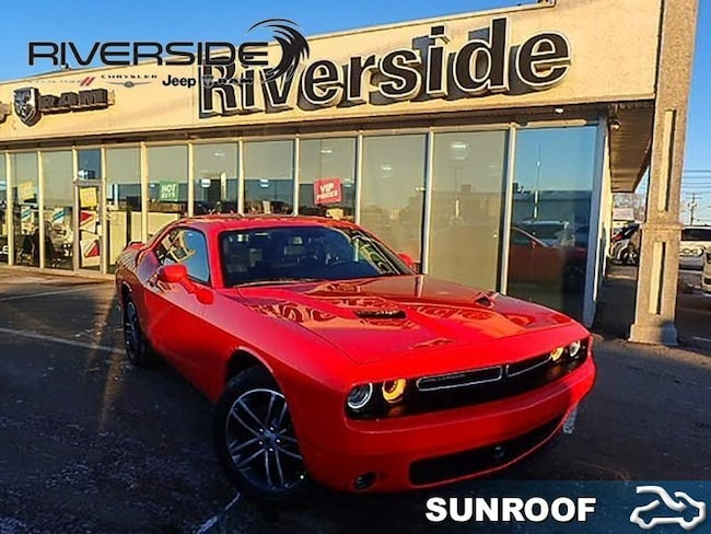 2019 Dodge Challenger SXT - Sunroof - $264.47 B/W Coupe