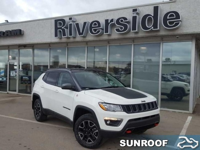 2019 Jeep Compass Trailhawk - Leather Seats - Sunroof - $195.90 B/W SUV