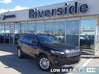New 2019 Jeep Cherokee North - Bluetooth -  Fog Lamps - $251 B/W SUV for sale in Prince Albert, SK