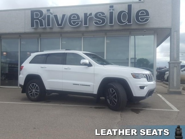 2018 Jeep Grand Cherokee Limited - Leather Seats - $282 B/W SUV