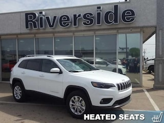 New 2019 Jeep Cherokee North - Heated Seats - $214 B/W SUV for sale in Prince Albert, SK