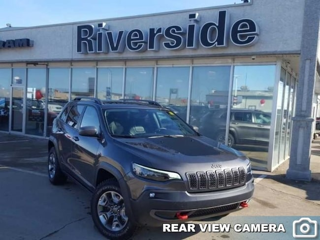 2019 Jeep Cherokee Trailhawk Elite - Leather Seats - $241.35 B/W SUV