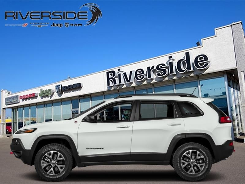Featured used  2018 Jeep Cherokee Trailhawk Leather Plus - Leather Seats - $250 B/W SUV for sale in Prince Albert, SK