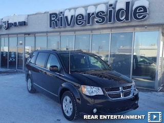 2019 Dodge Grand Caravan Crew - Navigation - $216.35 B/W Van