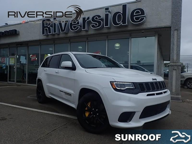 2018 Jeep Grand Cherokee Trackhawk - Sunroof SUV