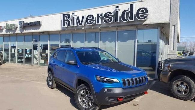 2019 Jeep Cherokee Trailhawk - Leather Seats - $203.32 B/W SUV