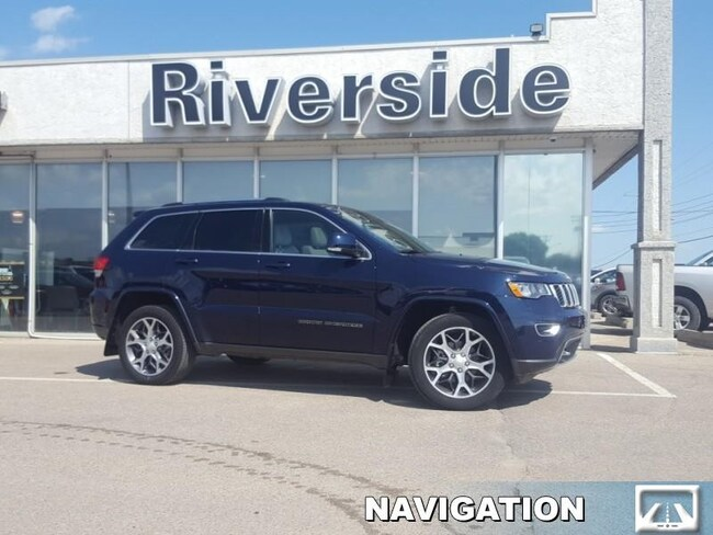 2018 Jeep Grand Cherokee Sterling Edition - Navigation - $269 B/W SUV
