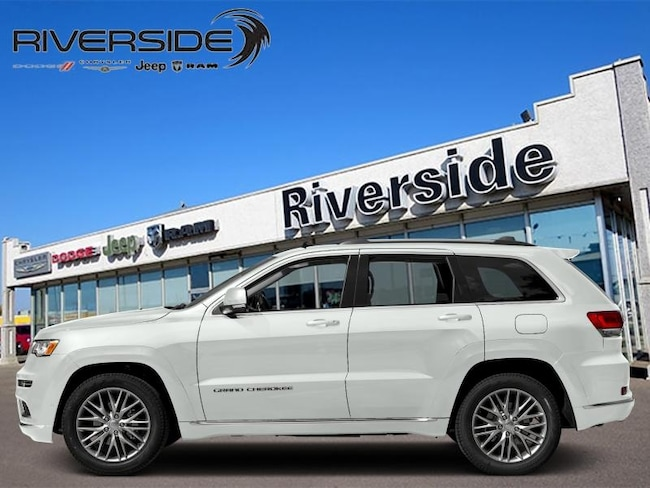 2019 Jeep Grand Cherokee Summit - Leather Seats SUV