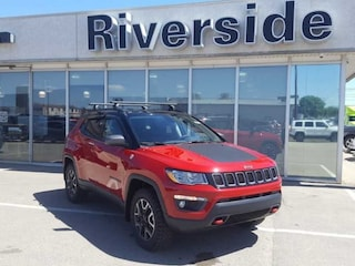 2019 Jeep Compass Trailhawk - Leather Seats - Power Liftgate - $201. SUV