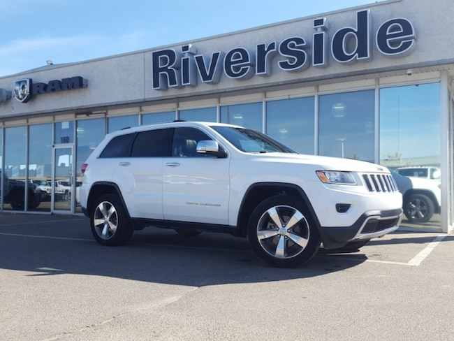 2016 Jeep Grand Cherokee Limited - Leather Seats - $217 B/W SUV